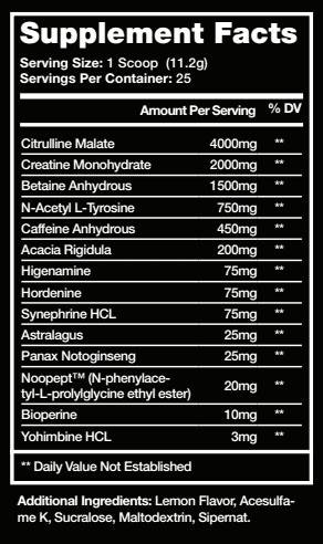 cannibal-ferox-supplement-facts