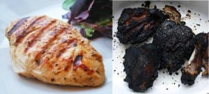 The way you cook and process protein DOES make a difference.
