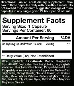 Sup3r Epi Review | Sup3r Epi Benefits, Side Effects, Andro Stacking