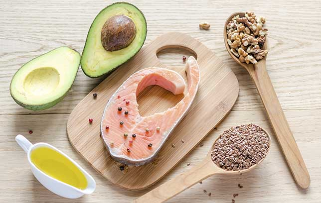 Study shows that Omega-3 can help stave off psychological issues...for years, too.