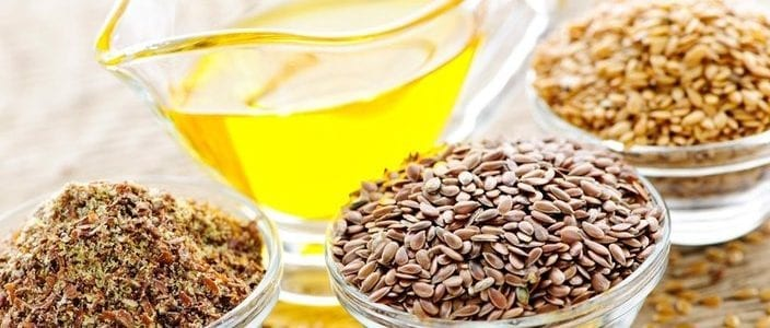 Olive oil and walnuts are great sources of Omega-3 as well.