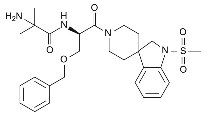 MK677 Chemical Structure